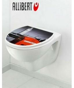 Abattant wc Allibert London...