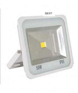 Projecteur LED 50 W blanc...