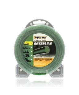 fil débroussailleuse greenline